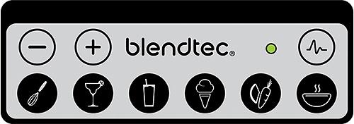 blendtec pro 750 interface
